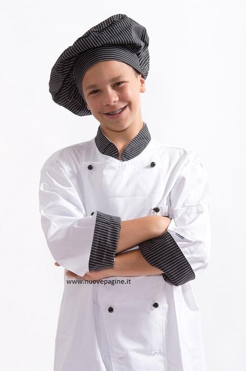Federico Cappello: un piccolo grande chef – Nuove Pagine