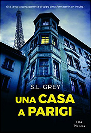 Una casa a Parigi – S.L. Grey